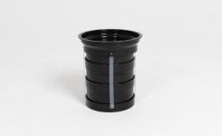 Термос порционный  3-х секционный, чаша пластик 0,4 л